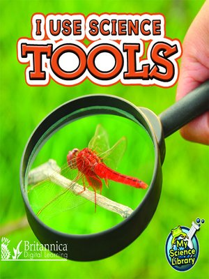 cover image of I Use Science Tools