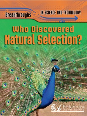cover image of Who Discovered Natural Selection?