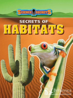 cover image of Secrets of Habitats