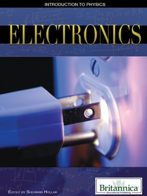 cover image of Electronics