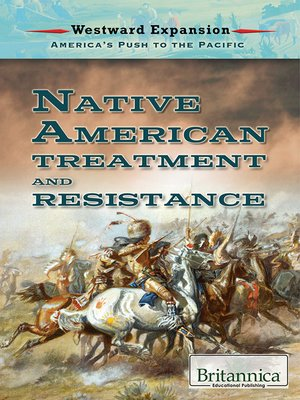 cover image of Native American Treatment and Resistance