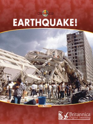 cover image of Earthquake!