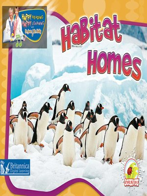 cover image of Habitat Homes
