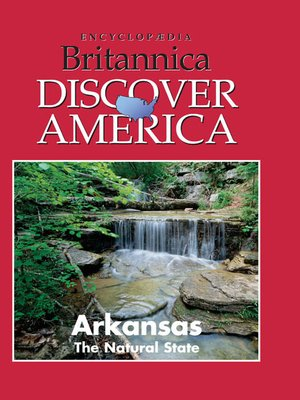 cover image of Arkansas: The Natural State