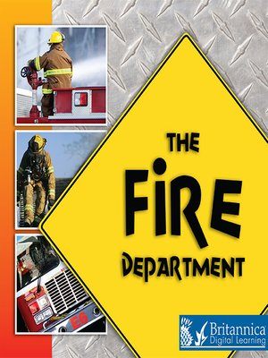 cover image of The Fire Department