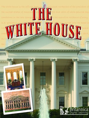 cover image of The White House
