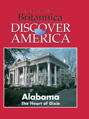 cover image of Alabama: The Heart of Dixie