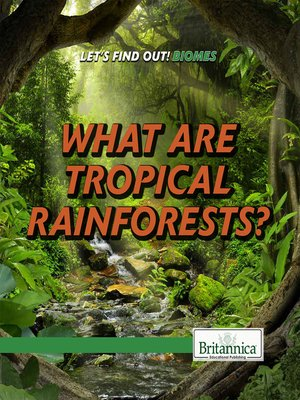 cover image of What are Tropical Rainforests?