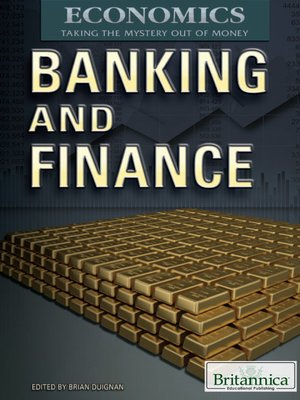 cover image of Banking and Finance