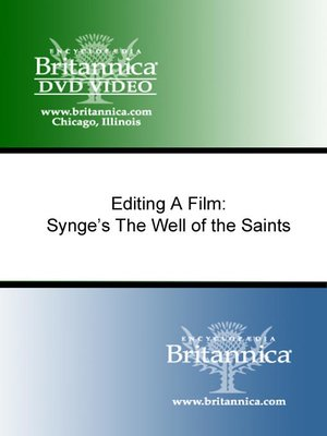 cover image of Editing A Film
