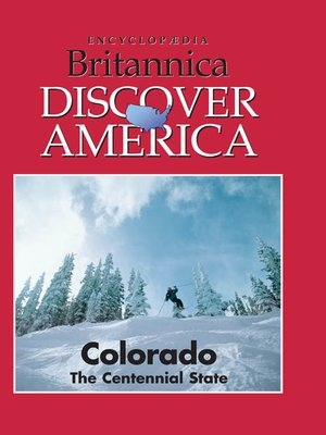cover image of Colorado: The Centennial State