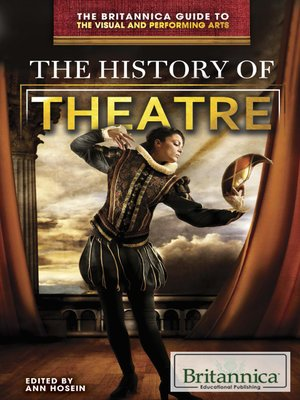 cover image of The History of Theatre