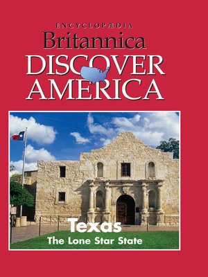 cover image of Texas: The Lone Star State