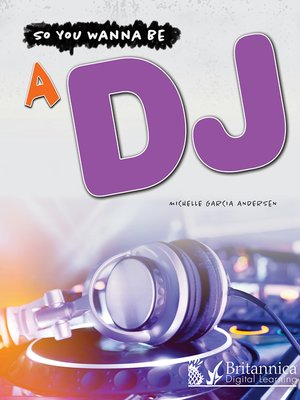 cover image of A DJ