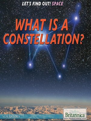 cover image of What Is a Constellation?