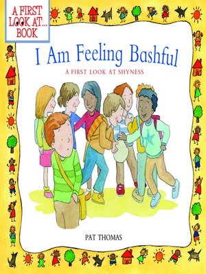 cover image of I Am Feeling Bashful