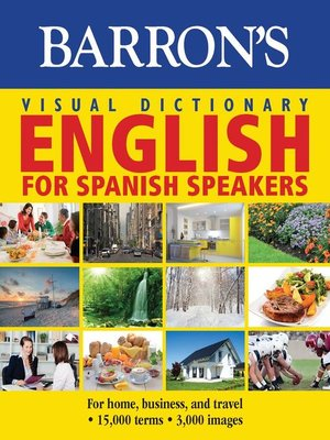 cover image of English for Spanish Speakers