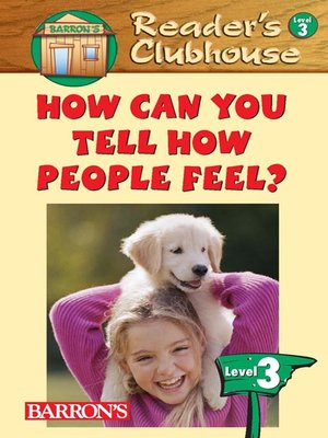 cover image of How Can You Tell How People Feel?