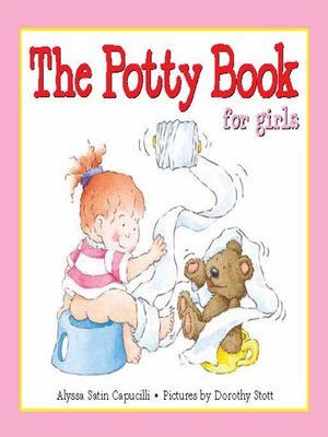 cover image of The Potty Book for Girls