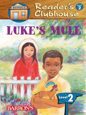 cover image of Luke's Mule