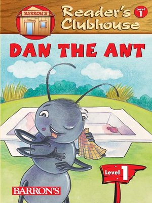 cover image of Dan the Ant