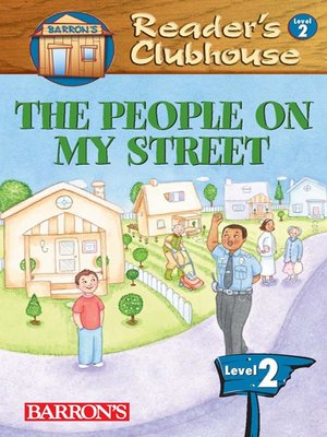 cover image of The People On My Street