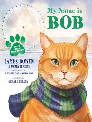 cover image of My Name is Bob