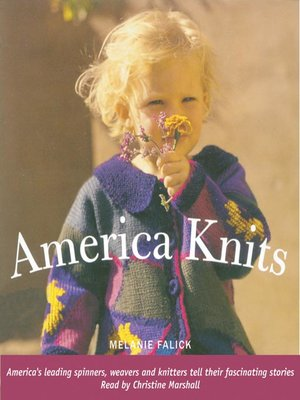 cover image of America Knits