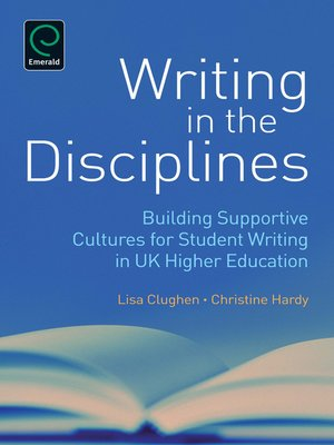 cover image of Writing in the Disciplines