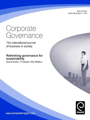 corporate governance in the bank of This paper analyzes the roles of corporate governance in bank defaults during the recent financial crisis we investigate the impacts of bank ownership and mana.