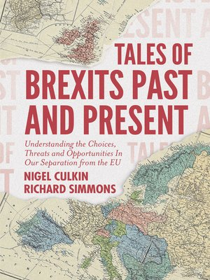 cover image of Tales of Brexits Past and Present