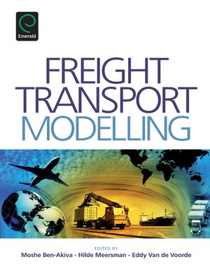 cover image of Freight Transport Modelling