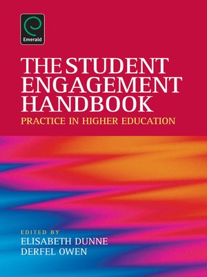 cover image of The Student Engagement Handbook