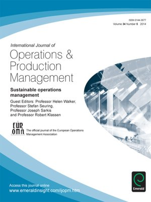 international journal of management vol 21