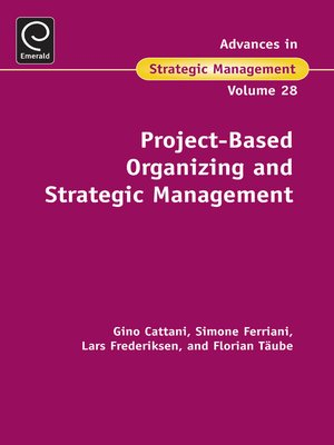 cover image of Advances in Strategic Management, Volume 28