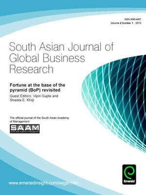 south asia journal South asian journal of experimental biology (sajeb) is an online platform for the advancement and rapid dissemination of scientific knowledge generated by the highly motivated researchers in the field of biological sciences.
