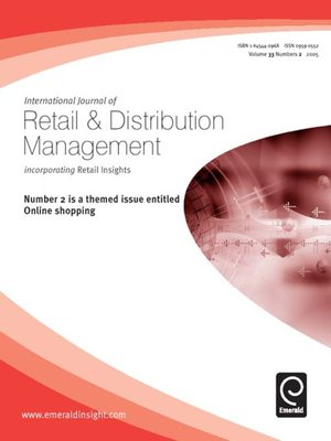 International Journal Of Retail Amp Distribution Management border=