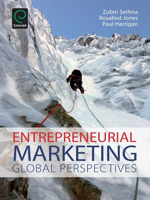 cover image of Entrepreneurial Marketing