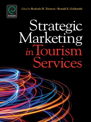 cover image of Strategic Marketing in Tourism Services