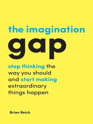 cover image of The Imagination Gap