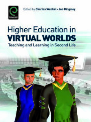 cover image of Higher Education in Virtual Worlds