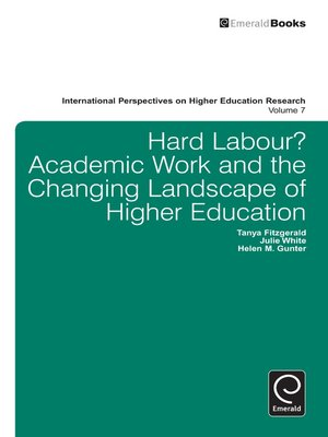 cover image of International Perspectives on Higher Education Research, Volume 7