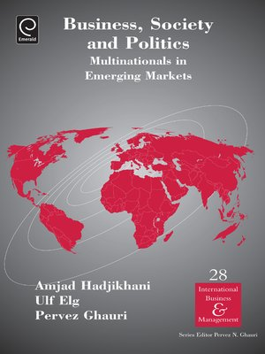 cover image of International Business and Management, Volume 28