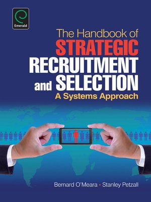 cover image of The Handbook of Strategic Recruitment and Selection