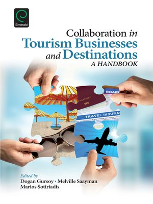 cover image of Collaboration in Tourism Businesses and Destinations