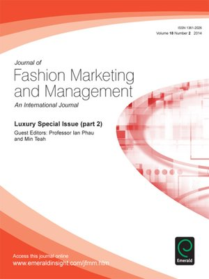 Image result for journal of fashion marketing and management