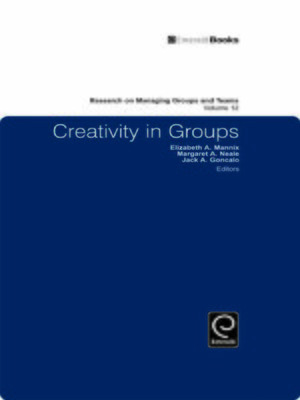 cover image of Research on Managing Groups and Teams, Volume 12