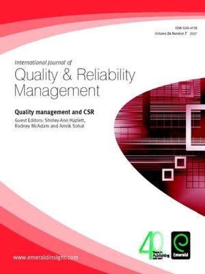 quality and reliability 2 essay