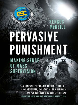 cover image of Pervasive Punishment
