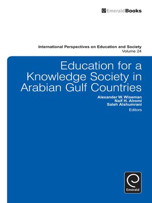 cover image of International Perspectives on Education and Society, Volume 24